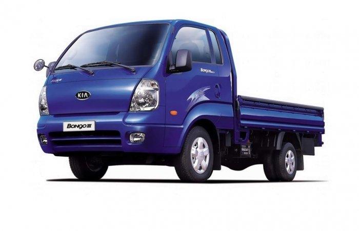Автомобильные коврики Kia Bongo III (2005 - ...)