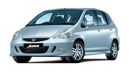 Автомобильные коврики Honda Jazz I (GD) (2001 - 2008)