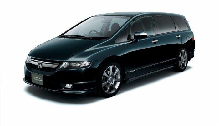 Автомобильные коврики Honda Odyssey III (RB1) 7 мест (2003 - 2008)