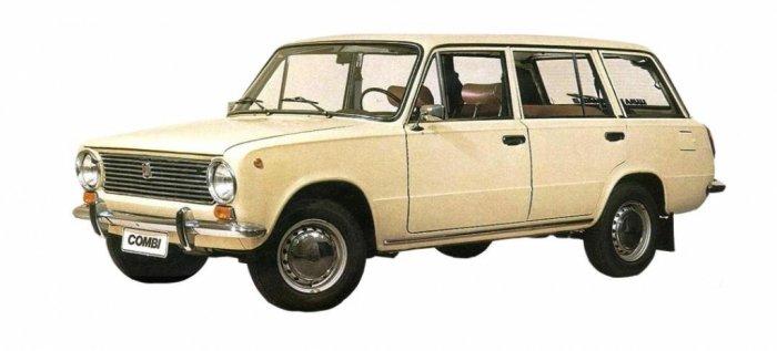 Автомобильные коврики LADA (ВАЗ) 2102 (1971 - 1986)