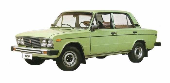 Автомобильные коврики LADA (ВАЗ) 2106 (1976 - 2006)