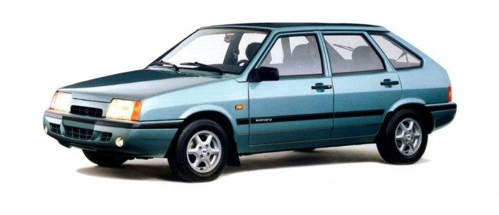 Автомобильные коврики LADA (ВАЗ) 2109 (1987 - 2004)