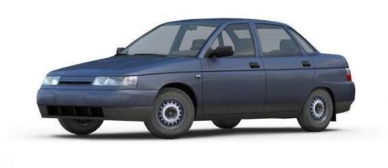 Автомобильные коврики LADA (ВАЗ) 2110 (1995 - 2007)