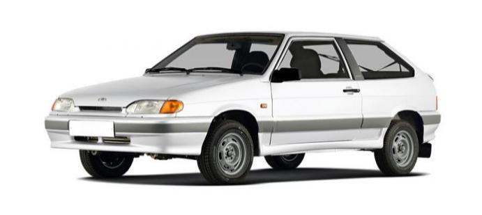 Автомобильные коврики LADA (ВАЗ) 2113 (2004 - 2013)