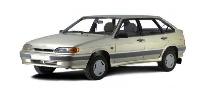 Автомобильные коврики LADA (ВАЗ) 2114 (2004 - 2013)