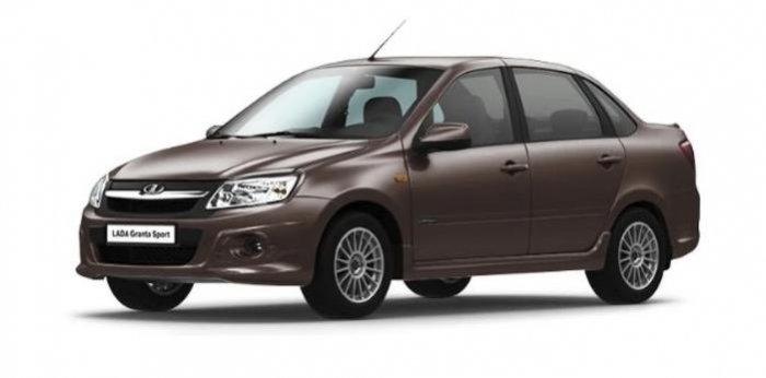 Автомобильные коврики LADA (ВАЗ) Granta Sport I (2011 - 2018)