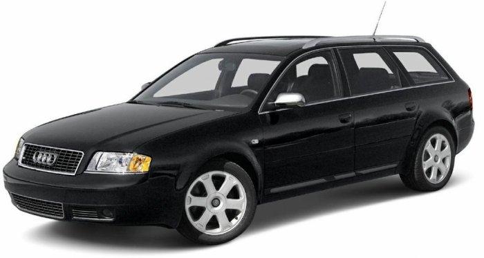 Автомобильные коврики Audi A6 II (C5, 4B) Универсал (1997 - 2004)