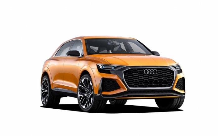 Автомобильные коврики Audi Q8 (2019 - ...)