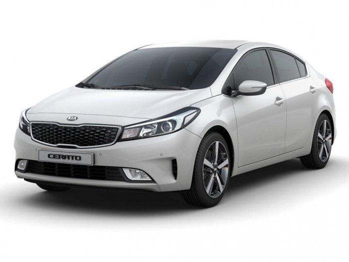 Автомобильные коврики Kia Cerato lll Classic  (рейстайлинг ) (2016-2020)