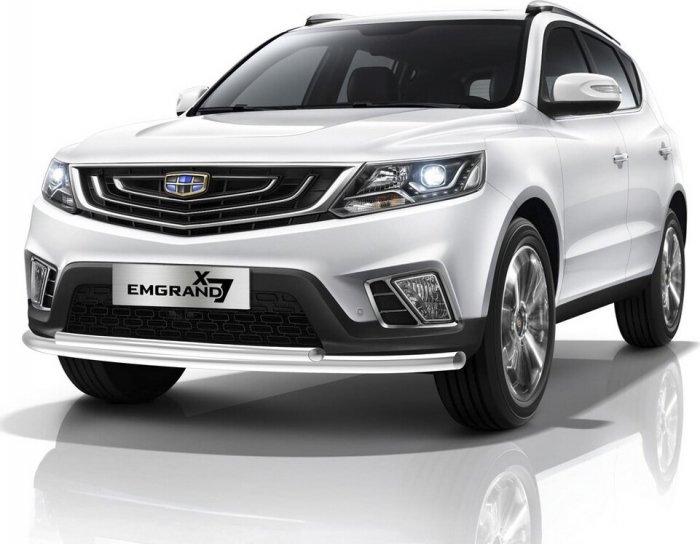 Автомобильные коврики Geely Emgrand X7 I Рестайлинг 2 (2018 - 2020)