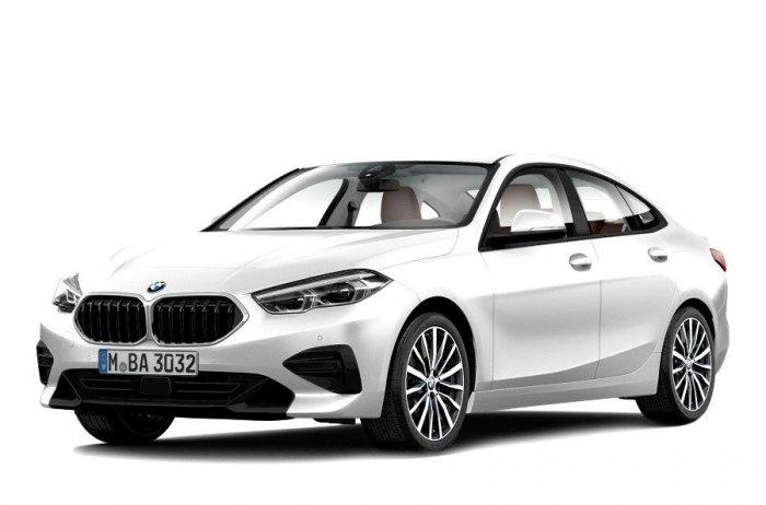 Автомобильные коврики BMW 2 (F44) (2019 - ...)
