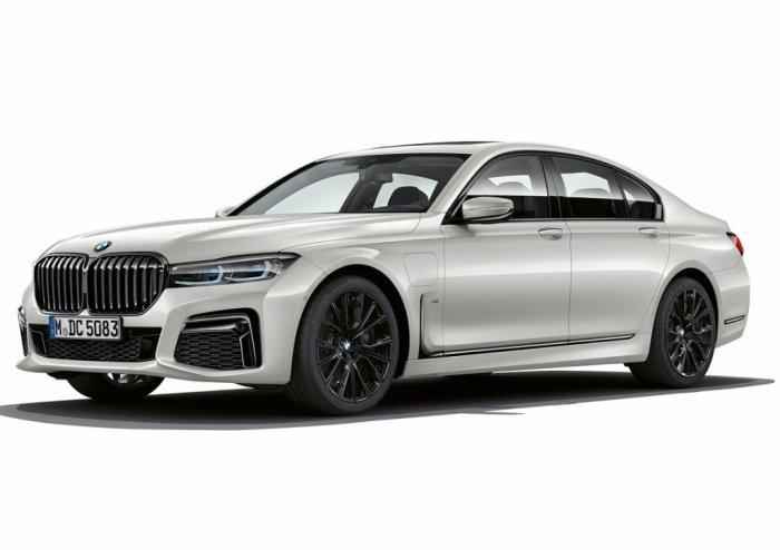 Автомобильные коврики BMW 7 серии VI (G11/G12) Рестайлинг (2019 - ...)