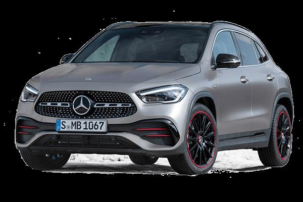 Автомобильные коврики Mercedes-Benz GLA (H247) (2020 - ...)