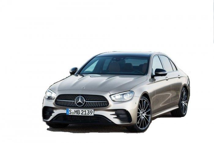 Автомобильные коврики Mercedes-Benz E-Class V (W213) Рестайлинг Седан (2020 - ...)