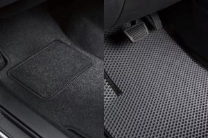Сравнение срока службы автомобильных ковриков