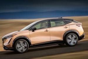 Готовится выпуск нового электрокроссовера Nissan
