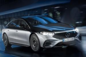 Секреты Mercedes-Benz EQS
