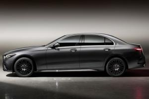 Mercedes-Benz C-класса L «уделал» Е-класс