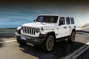 Начало продаж Jeep Wrangler 80th Anniversary в России намечено на май