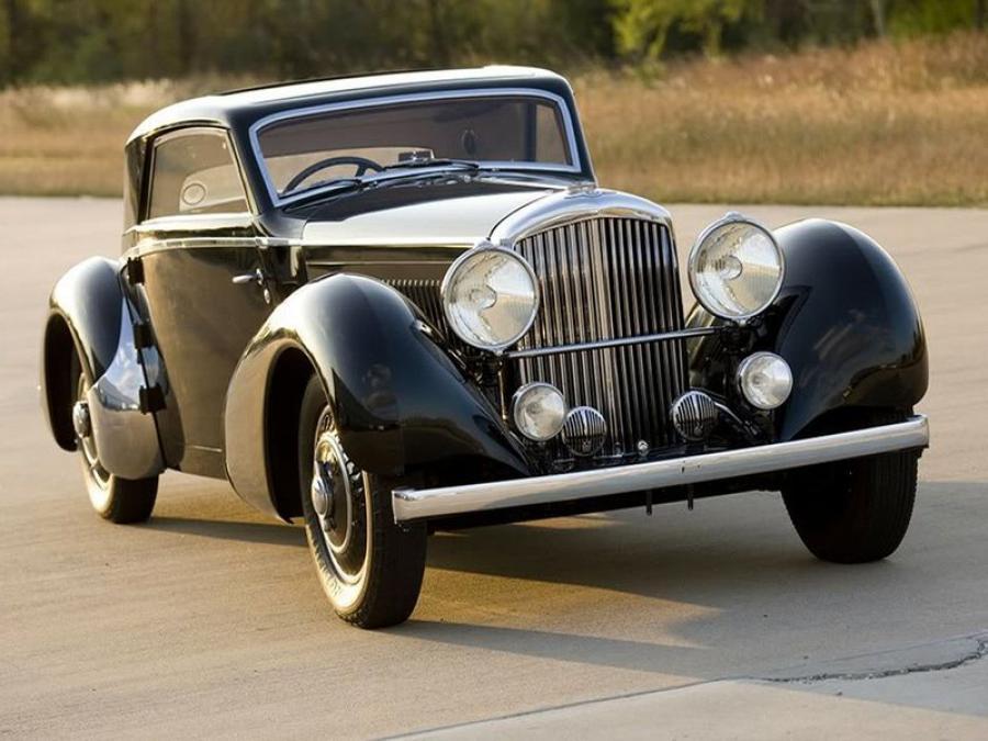 Bentley 4½ Litre