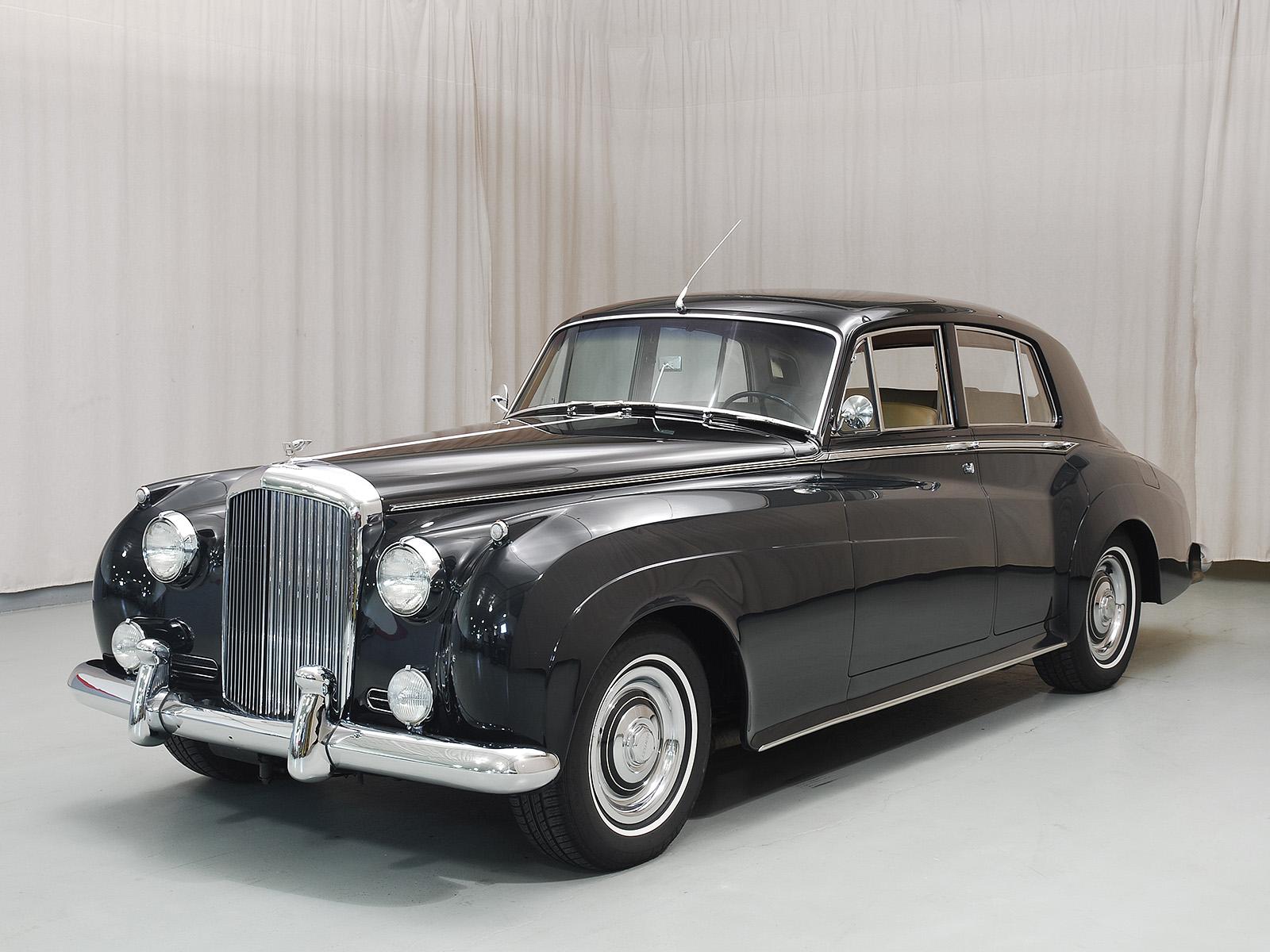 Bentley S2 Saloon