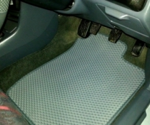 Автомобильные коврики Toyota Corolla Levin VI (AE100) Правый руль (1991 - 1995)