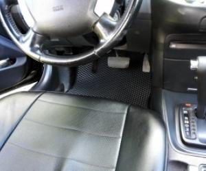Автомобильные коврики Nissan Primera III (P12) Левый руль (2001 - 2008)
