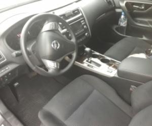 Автомобильные коврики Nissan Teana III (J33/L33) Левый руль (2013 - 2020)