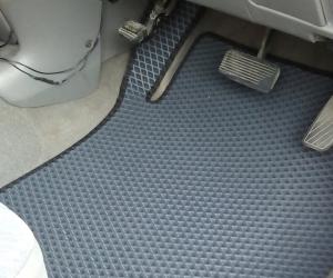 Автомобильные коврики Mazda Premacy правый руль (1999 - 2004)