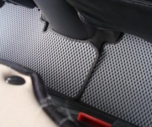 Автомобильные коврики Kia Soul II (2014 - ...)
