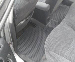 Автомобильные коврики Honda Civic Ferio III правый руль (2000 - 2006)