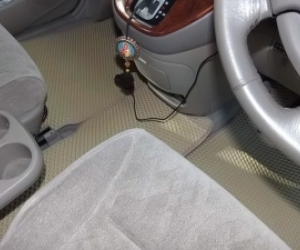 Автомобильные коврики Honda Odyssey II правый руль (1999 - 2003)