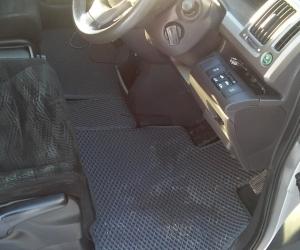 Автомобильные коврики Honda Stepwgn IV (2009 - 2015)