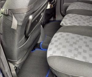 Автомобильные коврики Ford C-MAX I (2003 - 2010)