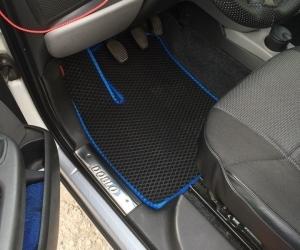 Автомобильные коврики Fiat Doblo 5 мест (2001 - 2005)