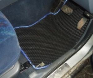 Автомобильные коврики Daihatsu Terios (2006 - 2009)