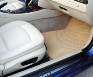 Автомобильные коврики BMW 3 (Е93) cabriolet (2005 - 2012)