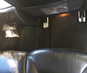 Автомобильные коврики Mercedes-Benz GL-Class I (X164) 7 мест (2006 - 2012)