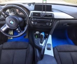 Автомобильные коврики BMW 4 (F32, F33 ) купе (2013 - ...)