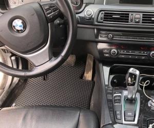 Автомобильные коврики BMW 5 VI (F10) Дорестайлинг (2009 - 2013)