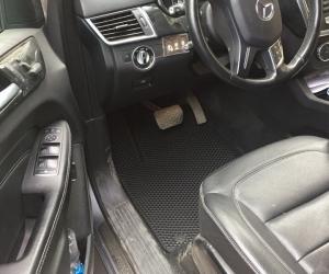 Автомобильные коврики Mercedes ML-класс II 300 (W166) (2011 - ...)