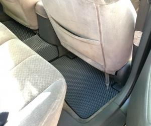 Автомобильные коврики Mazda 626 LX (USA) (1997 - 2002)