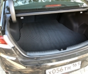 Автомобильные коврики Hyundai Sonata VII Рейсталинг (2017 - ...)