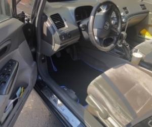 Автомобильные коврики Honda Civic VIII 5d (2005 - 2011)