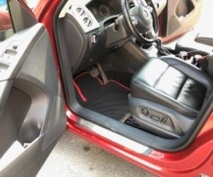 Автомобильные коврики Volkswagen Tiguan I (2007 - 2016)