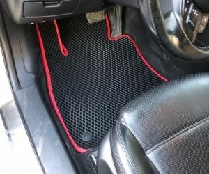 Автомобильные коврики Mazda 6 III (2012 - 2015)