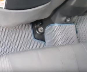 Автомобильные коврики Ford Focus III (2011 - 2016)