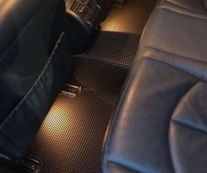 Автомобильные коврики Mercedes-Benz E-klasse III (W211) (2002 - 2009)