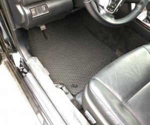 Автомобильные коврики Toyota Camry XV50-55 (2011 - 2017)