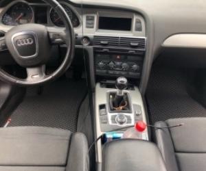 Автомобильные коврики Audi A6 (C6, 4F) универсал (2004 - 2011)